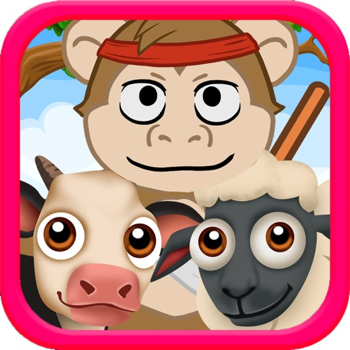 Preschool Crazy Zoo -Fun Educational Animal Games for Children - Teaches how to Count Numbers, Match Colors, Sort items - Great for Kindergarten Kids & Toddlers by Geared Kids iOS App