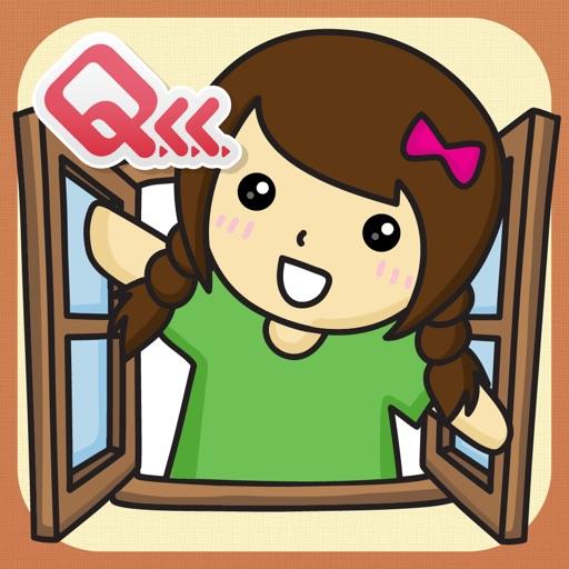 バブルポッパー2 家族と家具編 ネイティブ英語発音を楽しく学習できる幼児用英単語カード【無料】