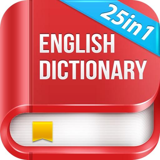 口袋学术词典:Pocket Dictionary 25in1【完全离线】