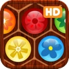 Flower Board HD - A fun & addictive line puzzle game (brain relaxing games)