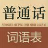 普通话考试词语表全集 普通话水平测试(等级考试) 播音员朗读