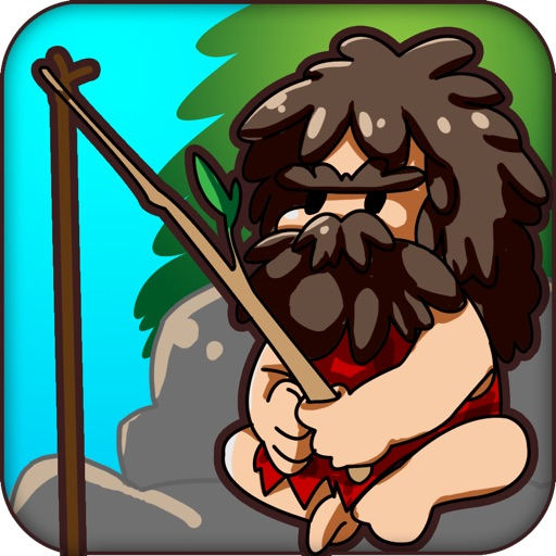 Stone Age Fishing Challenge Free – Best Fun Fish-ing Game for Adult-s , Teen-s and Boy-s iOS App