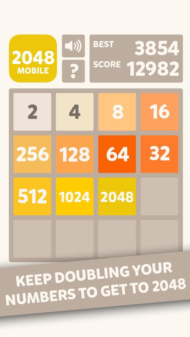download 2048 Logica - Los Mejores Juegos Gratis de Rompecabezas de Numeros apps 3