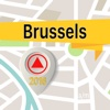 Brussels Offline Map Navigator and Guide