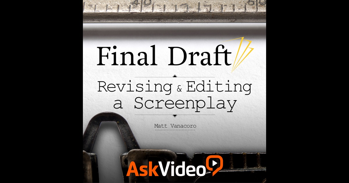The Simplest Way to Write a Movie