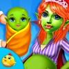 Halloween Newborn Mommy & Baby