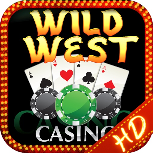 Aces Wild West Slots HD - New Doubledown 777 Bonanza Slots Game with Prize Wheel , Blackjack , Roulette and Fun Bonus Games iOS App