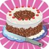 Der schwarzwälder torte - Kuchen!