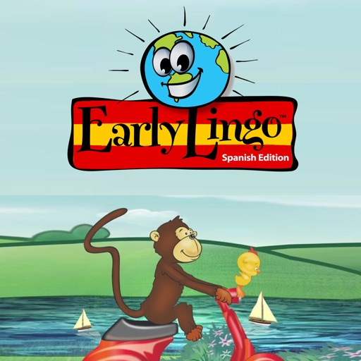 Early Lingo Spanish - Total Immersion foreign language learning for children iOS App