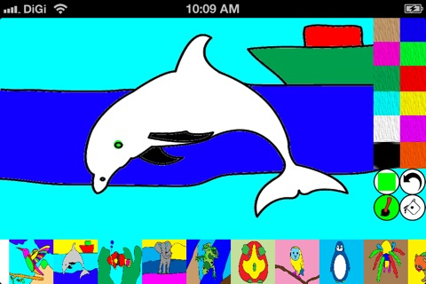 KidsColor Animal screenshot 3