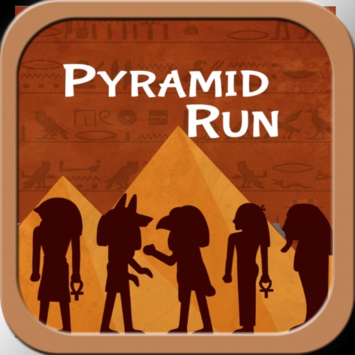 Pyramid Run Jump Fun iOS App