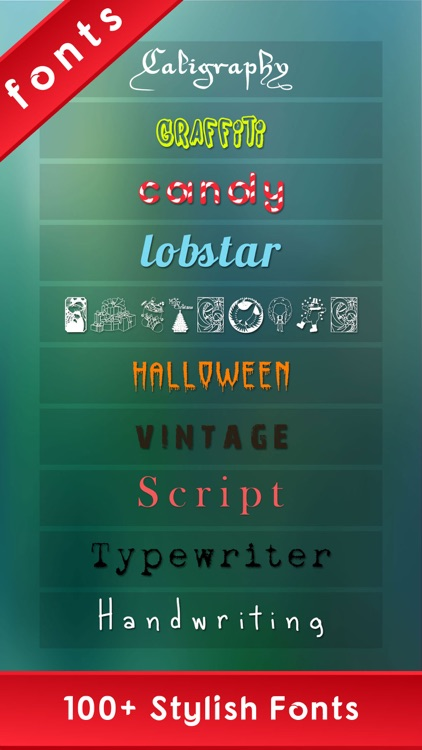 Typography Generator - Meme Fonts To Add Text To Images For