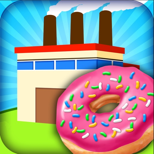 Donut Factory iOS App