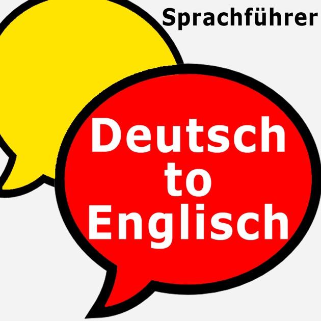 deusch englisch übersetzen