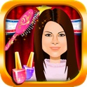 Baby Celebrity Little Skin & Hand Salon Doctor - fun beauty spa and hair makeover games for girls