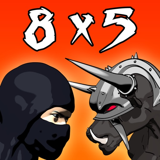 Times Ninja Adventure iOS App