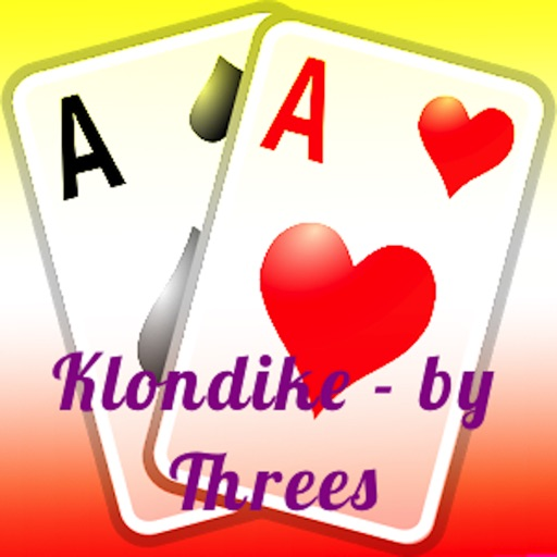 Classic Klondike - by Threes Card Game iOS App