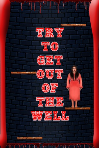 The Creepy Girl from Hell : Escape from the bottomless well - Free Edition screenshot 2