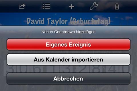 Badge Countdown Pro [Best Countdown App] screenshot 3