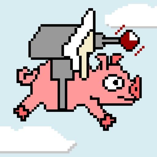 Aaron the pig iOS App