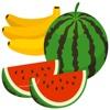 たべものクイズ(野菜-果物編)4択
