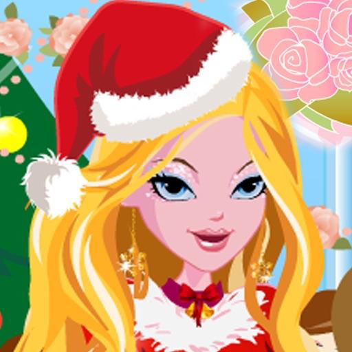 Christmas Beauty Rush iOS App