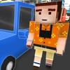 Cube World: Criminal Race 3D