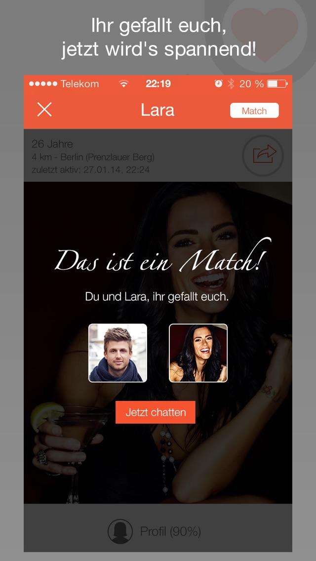 Chat mit Leuten in deiner Nähe App