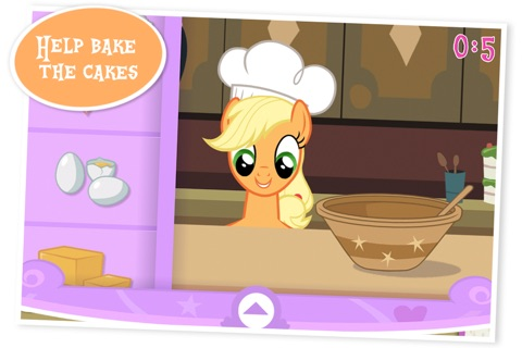My Little Pony - A Canterlot Wedding screenshot 2