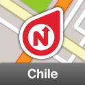 NLife Chile Premium - Offline GPS Navigation & Maps icon