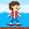 Hover Harry - The Kickflip Flying Ollie Skateboard Game