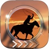 BlurLock -  Western :  Blur Lock Screen Photo Maker Wallpapers Pro