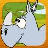 Carefree Rhino