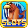 A Sea Monster Casino : Slots Machine Spin Wheel to Big Win