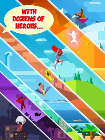 VAULT Heroes++ Screenshot