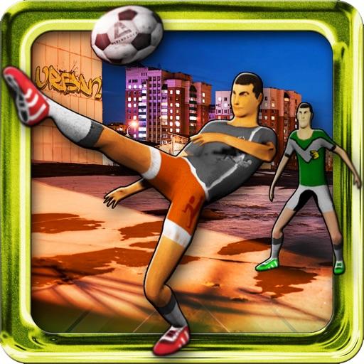 Street Soccer Pro iOS App