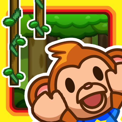 Swingy Monkey iOS App