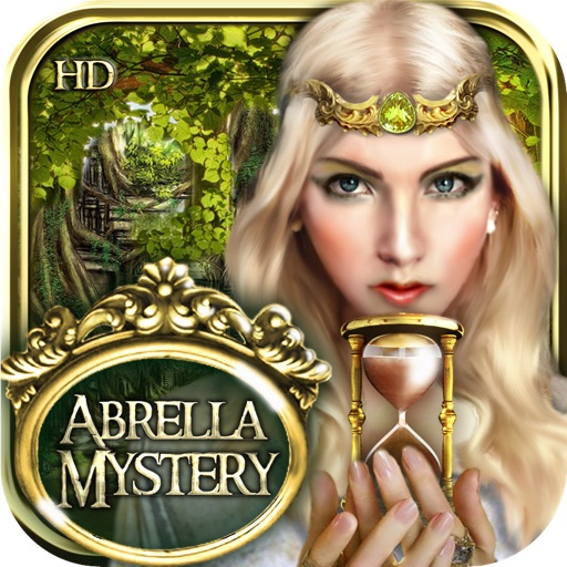 Abrella's Mystery - hidden objects puzzle game iOS App