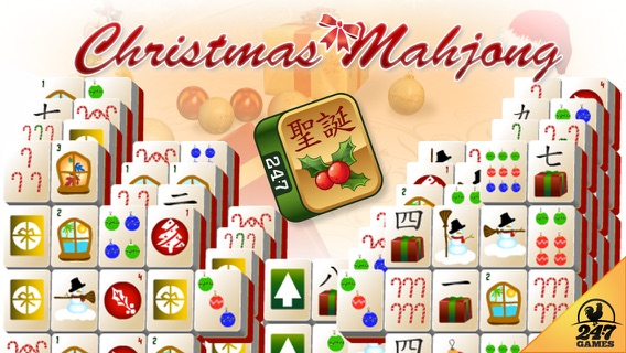 Christmas Mahjong AD FREE on the App Store