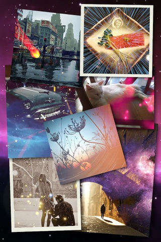 GalaxyPic Free- Star & Space Photo Effects screenshot 1