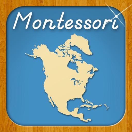 Norte América - Un Enfoque Montessori Hacia La Geografía
