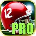 American Fantasy Football Jump - College Club Flick Kick And Throw Ball Games PRO