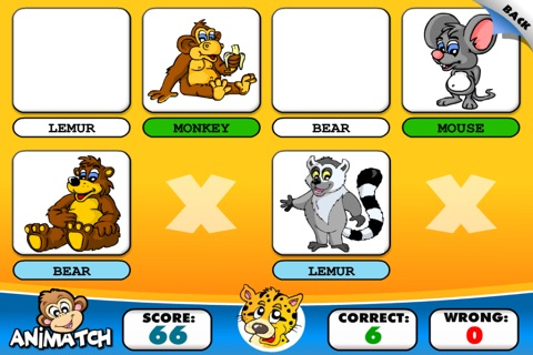 First Words School Adventure: Animals • Early Reading - Spelling, Letters and Alphabet Learning Game for Kids (Toddlers, Preschool and Kindergarten) by Abby Monkey® Lite screenshot 3