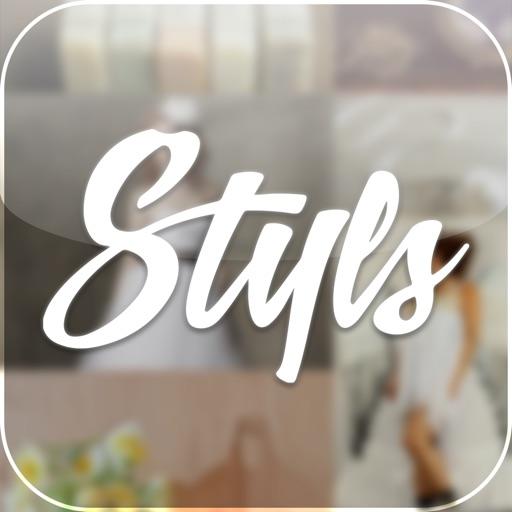 Styls - explore ETSY Shops and eBay Fashion iOS App