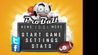 Screenshot of Proball/Pro palla1