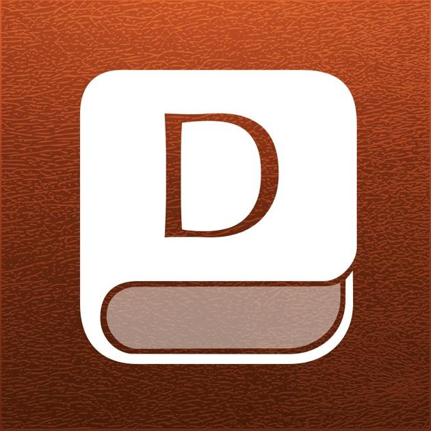 Dictionnaire de fran ais tlfi dans l app store for Dans wiktionnaire