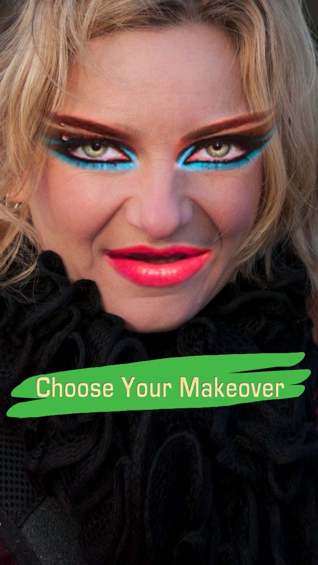 Beauty Princess Face Makeover - Virtual Photo Booth ProScreenshot of 4
