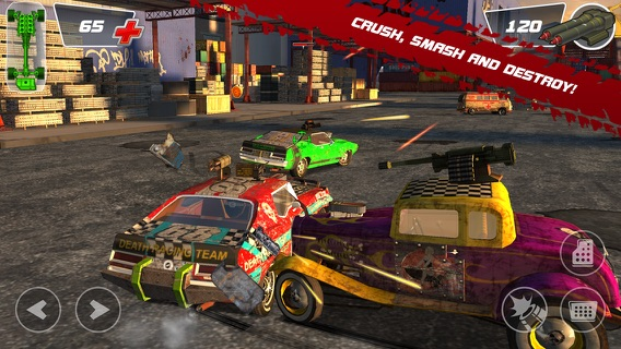 Death Tour - Racing Action Game Screenshot