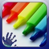 Play and Learn Colors - A Toddler Flashcard Game logo