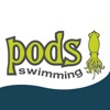 Pods Swimming